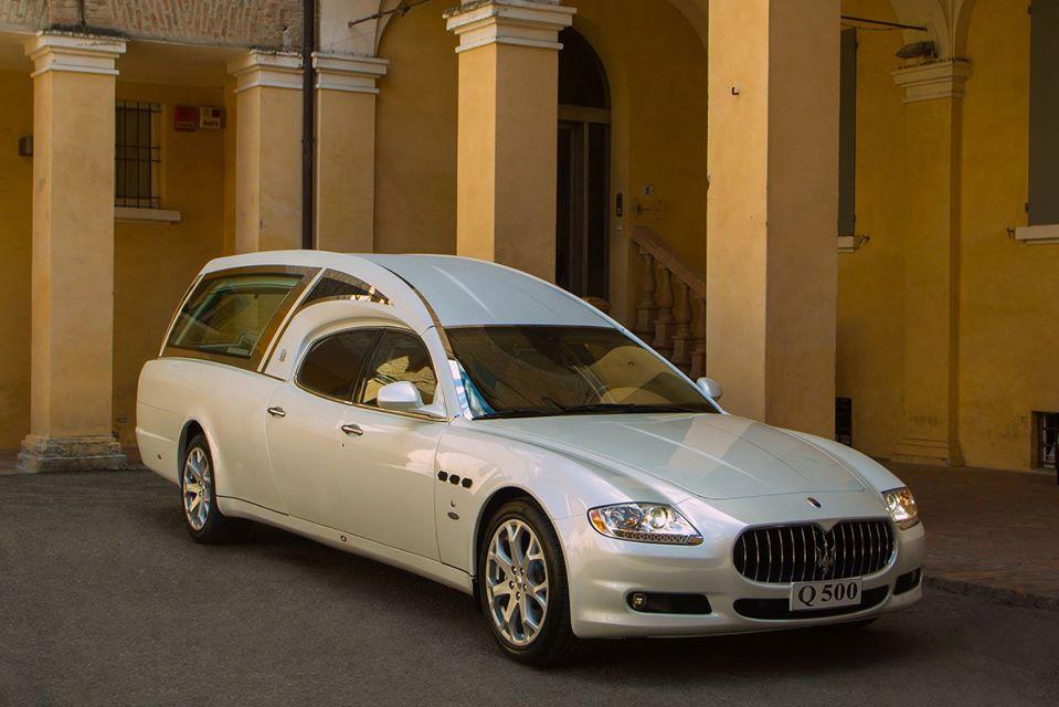 Maserati Umana modello intercar Q500