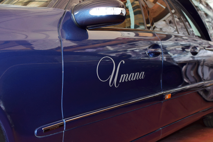 Mercedes-E-Umana