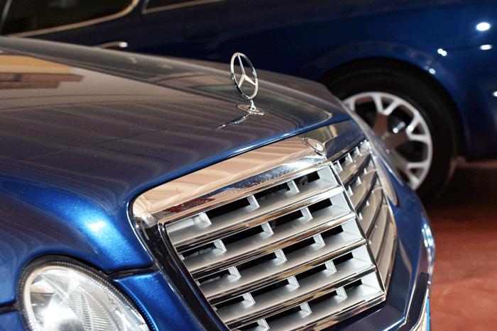 Mercedes-E